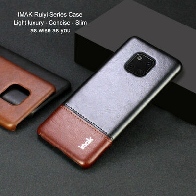 IMAK For Huawei Mate 20 Pro Luxury Cover Shockproof Slim Business Leather Case