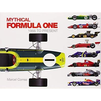 MYTHICAL FORMULA ONE - Hardcover NEW CORREA MARCEL ( 2013-08-28
