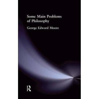 Some Main Problems Of Philosophy