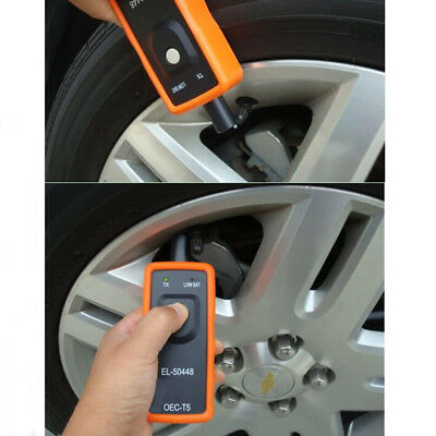 EL-50448 Auto Tire Pressure Monitor Sensor Activation Tool TPMS Reset For GM