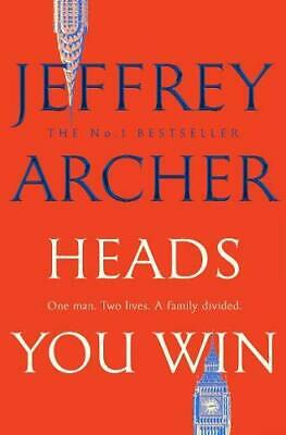 Heads You Win by Archer, Jeffrey Book The Cheap Fast Free Post