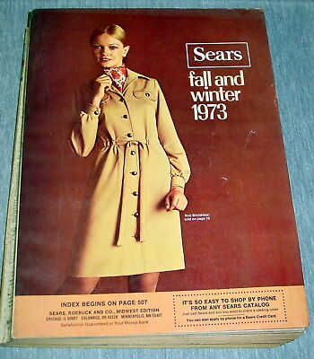 Vintage Sears Fall & Winter 1973 Catalog Midwest Bell Bottoms Winnie the Pooh