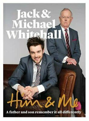 Him & Me by Michael Whitehall Book The Cheap Fast Free Post