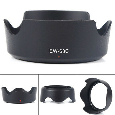 EW-63C Camera Lens Hood Shade for Canon EF-S 18-55mm 700D 100D 760D 750D