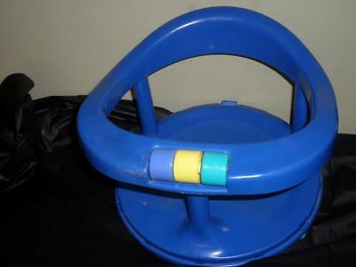 Safety 1st Baby First Bath Ring Seat Suctions Lock