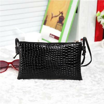 Womens Mini Bag PU Leather Shoulder Crossbody Handbag Messenger Purse CO