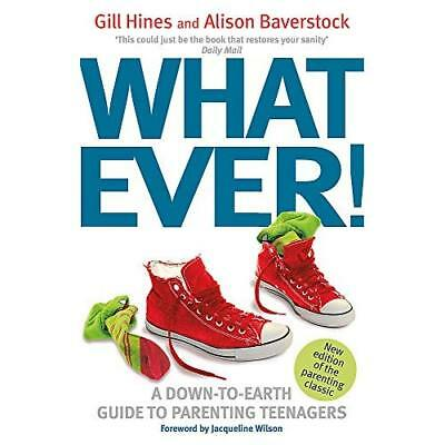 Whatever!: A down-to-earth guide to parenting teenagers - Paperback NEW Gill Hin