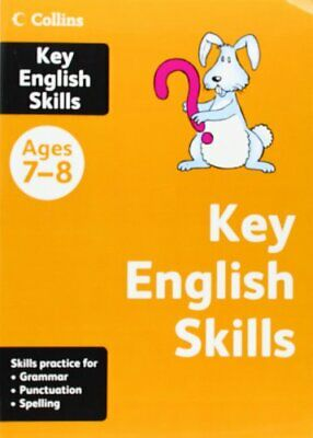 Key English Skills Age 7-8 (Collins Practice) Book The Cheap Fast Free Post