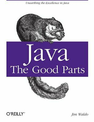 Java: The Good Parts by Jim Waldo Paperback Book The Cheap Fast Free Post
