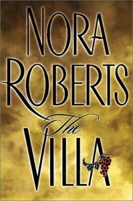 The Villa by Roberts, Nora Book The Cheap Fast Free Post