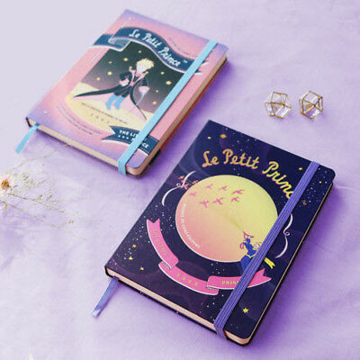 The Little Prince Journal Ver.32 Undated Diary Planner Scheduler Study Notebook