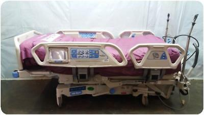 Hill-Rom P1900 Totalcare Spo2Rt Hospital Patient Bed @ (213343)
