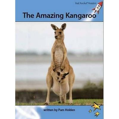 The Amazing Kangaroo - Paperback NEW Pam Holden (Aut 2015-09-15