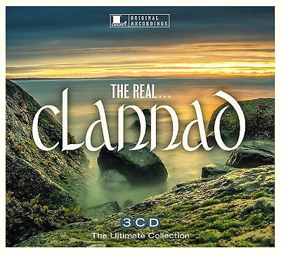 CLANNAD THE REAL...CLANNAD THE ULTIMATE COLLECTION 3 CD Released November 9 2018