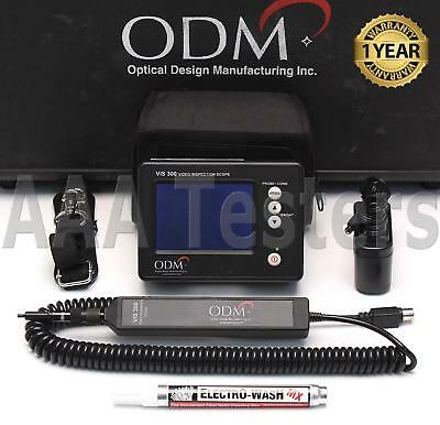 ODM VIS 300 Video Fiber Optic Connector Inspection System VIS-300 VIS300