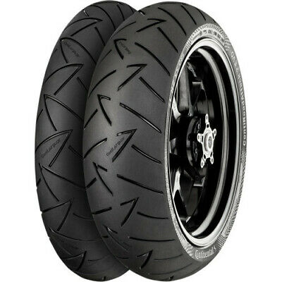 Continental Conti Road Attack 2 EVO Hyper Sport Touring Tire 190/55ZR-17 29-0489