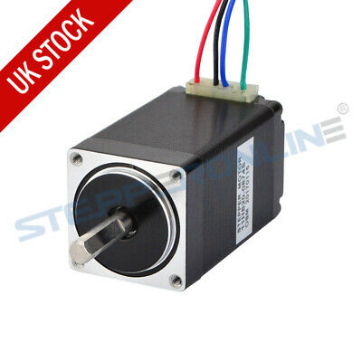 Nema 11 Stepper Motor 1.8deg 12Ncm 0.67A 28x28x51mm 4 Wires CNC Hobby/3D Printer
