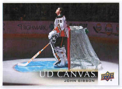 18/19 2018 UPPER DECK SERIES 1 HOCKEY UD CANVAS CARDS (C1-C90) U-Pick From List