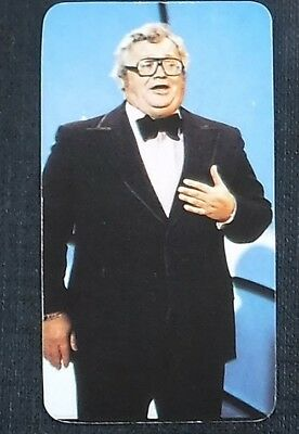 Harry Secombe (Goons / Welsh Singer) : 1979 TV All Stars Card by Golden Wonder