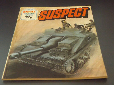 BATTLE PICTURE LIBRARY NO 1192,dated 1978!,V GOOD FOR AGE,VERY RARE,40 yrs old.
