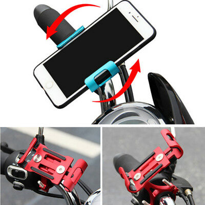Universal Mobile Phone GPS Mount Bracket Bike Bicycle Holder Stand Support Z