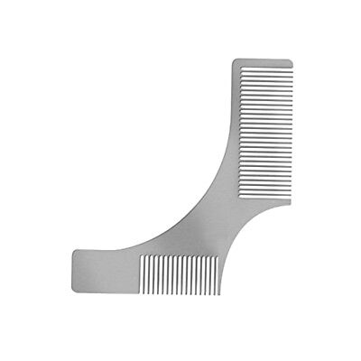 photograph about Beard Shaping Template Printable referred to as BEARDCLASS BEARD SHAPING Device - 8 in just 1 Comb Multi-liner