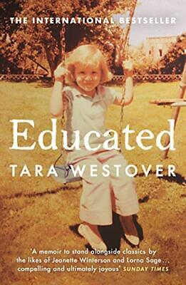 Educated: The international bestselling memoir by Westover, Tara Book The Fast