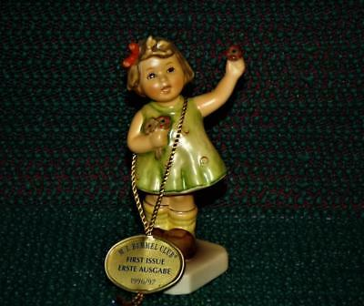 """Hummel Goebel Figurine #793 - """"Forever Yours"""" First Issue -TMK7"""