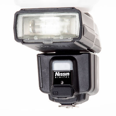 Nissin i60A Flash for Four Thirds 4/3 for Panasonic Olympus ND60A-FT