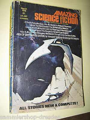 Amazing Science Fiction US March 1976 Stories