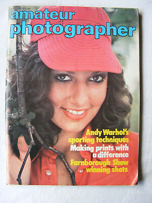 Vintage Magazine - Amateur Photographer 28 March 1979 issue