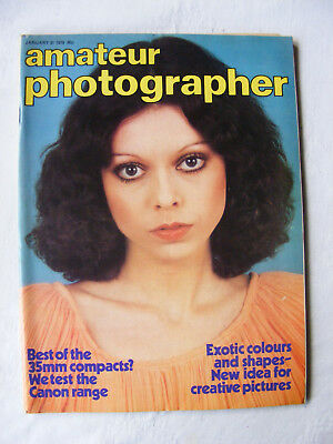 Vintage Magazine - Amateur Photographer 31 January 1979 issue