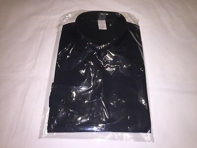 CLEARANCE Ladies SkinniFit SK550 Roll sleeve shirts. Black x 22. R9.