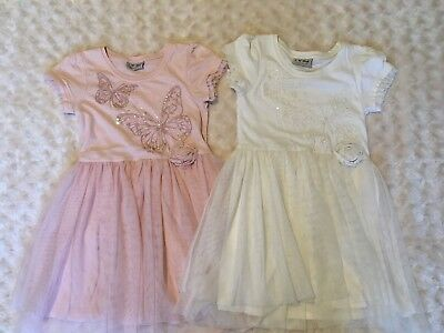 Lovely Bundle Of Girls Next Dresses Age 5-6 Years