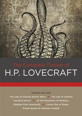 COMPLETE FICTION OF H.P LOVECRAFT, Lovecraft, H. P., 9780785834205
