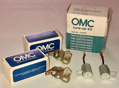 OEM OMC 172806 Johnson Evinrude Tune-Up Kit 9.9 15 35 40 HP New Old Stock