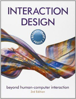 Interaction Design: Beyond Human-Computer Interact... by Preece, Jenny Paperback