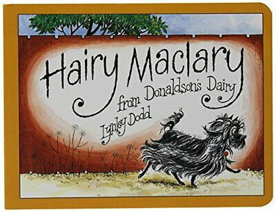 Hairy Maclary From Donaldson's Diary Book The Cheap Fast Free Post