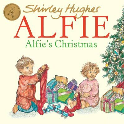 Alfie's Christmas by Hughes, Shirley Book The Cheap Fast Free Post