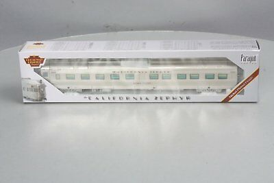 """Broadway Limited 507 HO Paragon Series CB&Q """"Silver Point"""" CZ 10-6 Sleeper #423"""