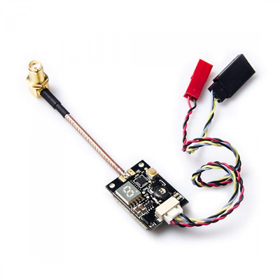 Wolfwhoop T86P 0/25mW/200mW/600mW Switchable 40CH FPV Transmitter
