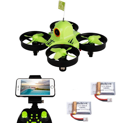 FPV RC Drone with 480P HD Wi-Fi Camera Live Video 2.4GHz 6-Axis Gyro Quadcopter