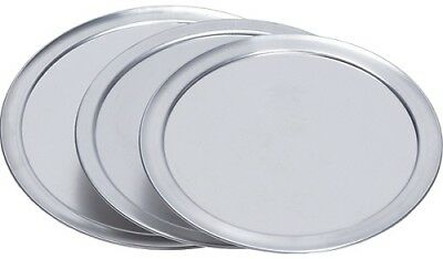 14″ Aluminum Pizza Pan Stacking Cover / Lock Lids x 5