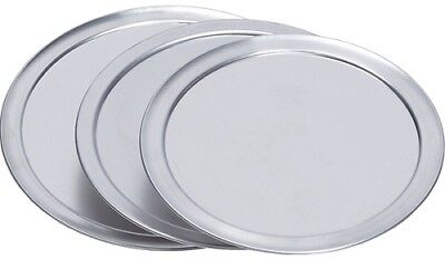 15″ Aluminum Pizza Pan Stacking Cover / Lock Lids x 5
