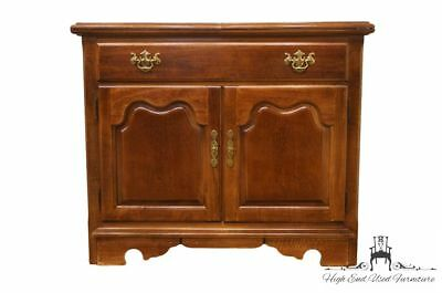 "THOMASVILLE FURNITURE Collectors Cherry 76"" Flip-Top Server"