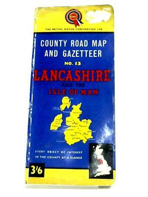 BMC County Road Map And Gazetteer: No. 13 - Lancashire And (Anon - ) (ID:97218)