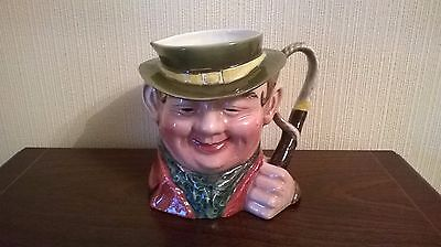 """Beswick Tony Weller character jug (numbered 281) ~ height 6.5"""""""