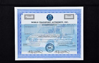 World Transport Authority Incorporated