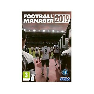 Sega Pc Football Manager 2019