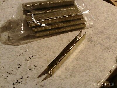 "0179 14/19mm  3/4""  HD Staples (1400 Pieces) Tac Wise"